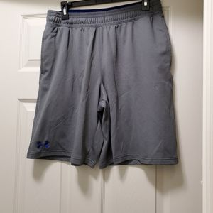Under Armour Men shorts are size Large